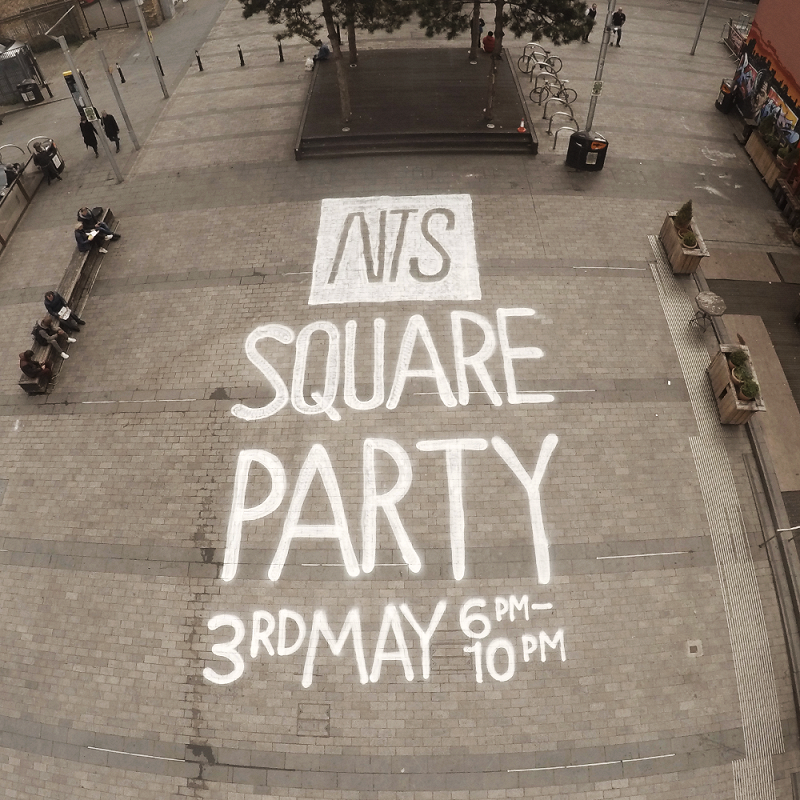 NTS Square Party events Image