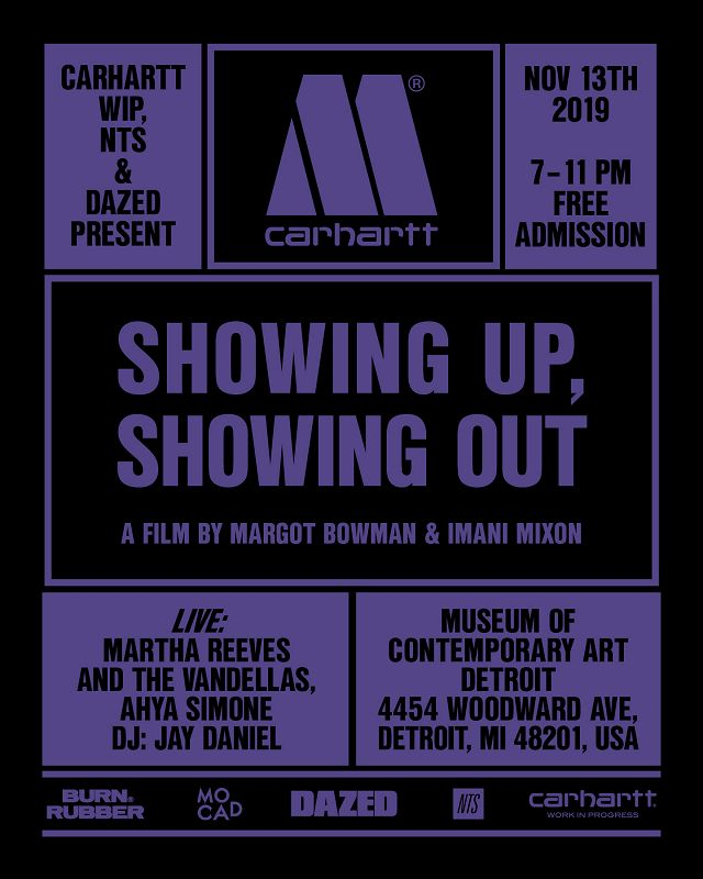Showing Up Showing Out: Detroit Premiere  events Image