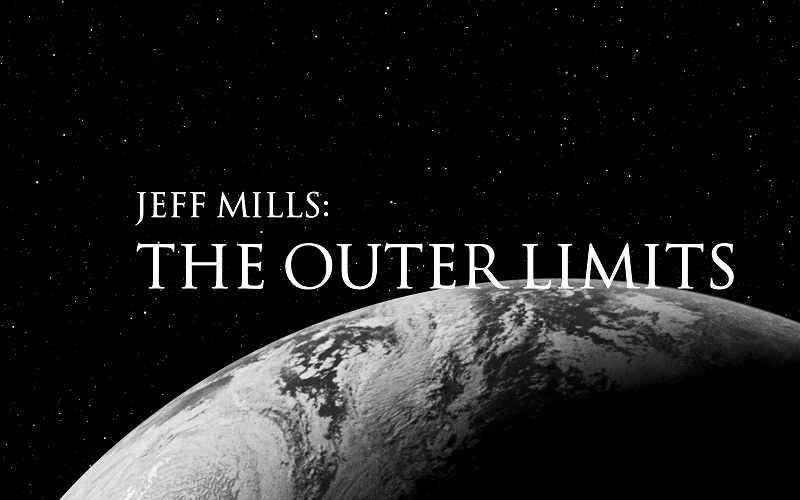 Jeff Mills - The Outer Limits Project Image