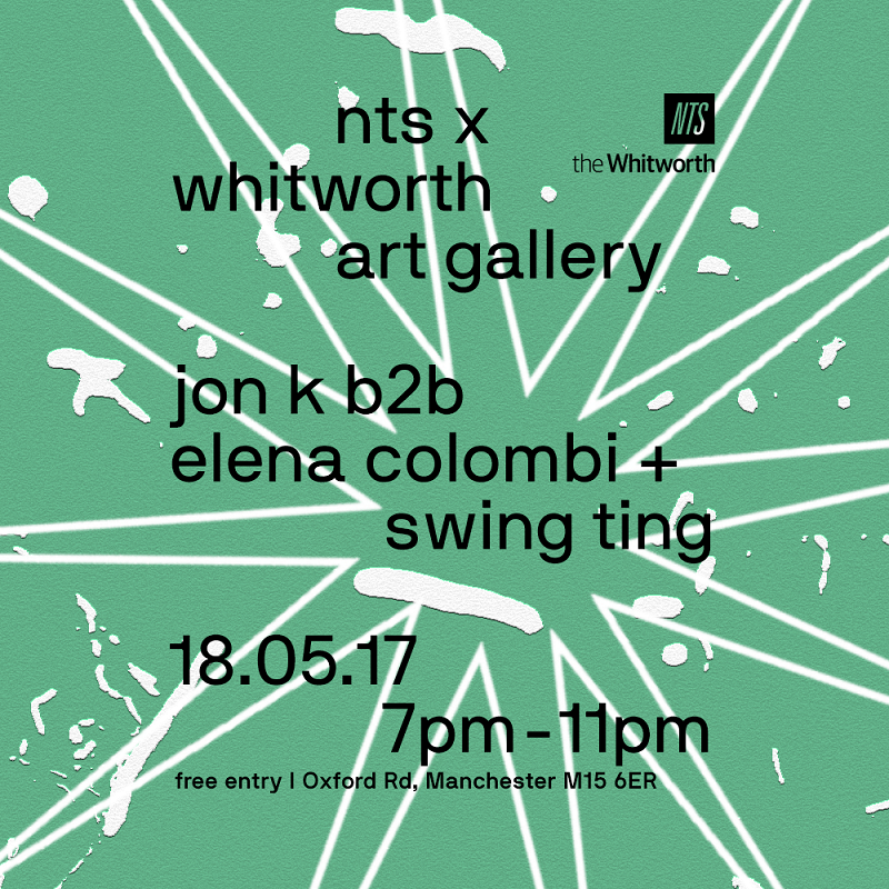 NTS x Whitworth Art Gallery events Image