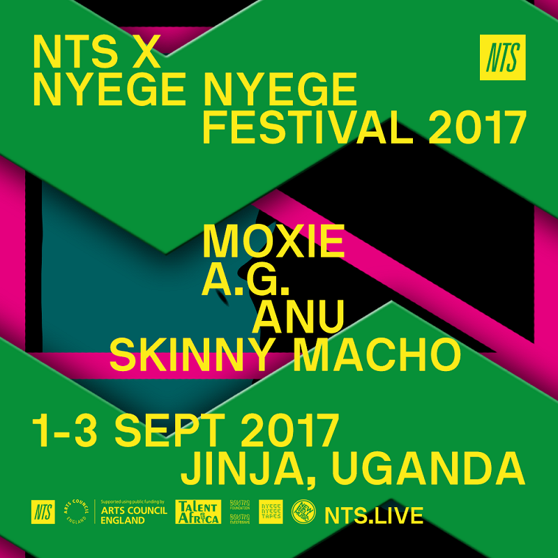 NTS X Nyege Nyege Festival 2017 events Image