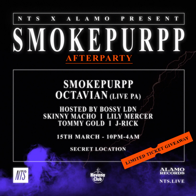 Competition: Smokepurpp Afterparty [CLOSED] events Image