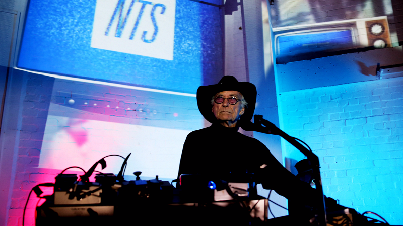 Tunnel Vision #9 - Silver Apples videos Image