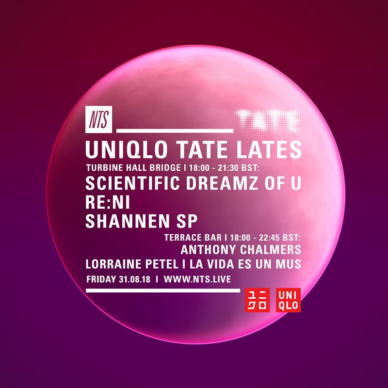 Uniqlo Tate Lates events Image