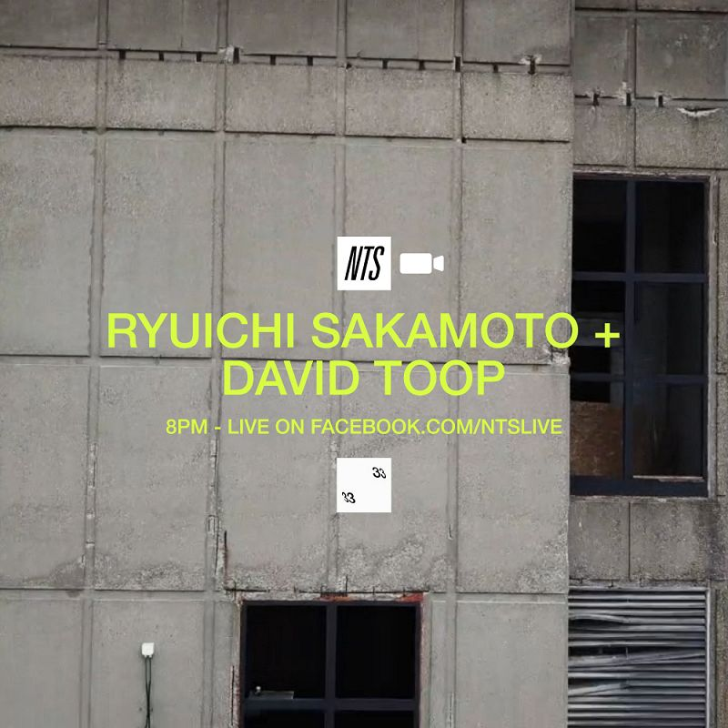 MODE 2018: Ryuichi Sakamoto + David Toop / Yves Tumor / Curl events Image
