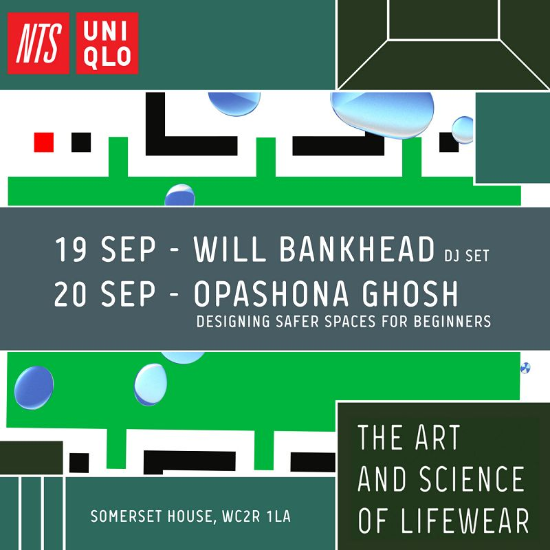 The Art and Science of Lifewear events Image