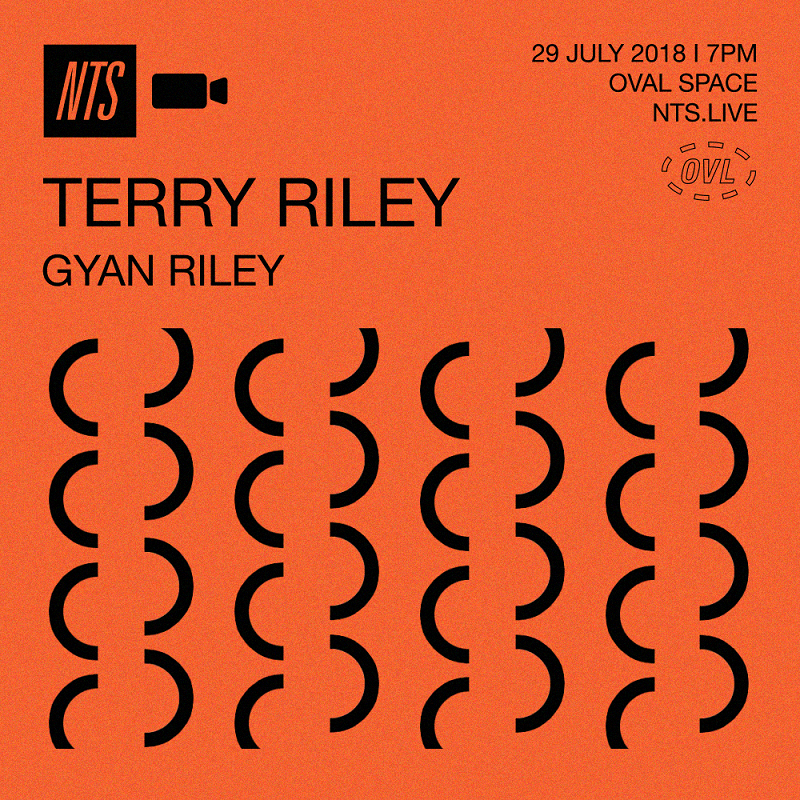 Terry Riley & Gyan Riley at Oval Space events Image