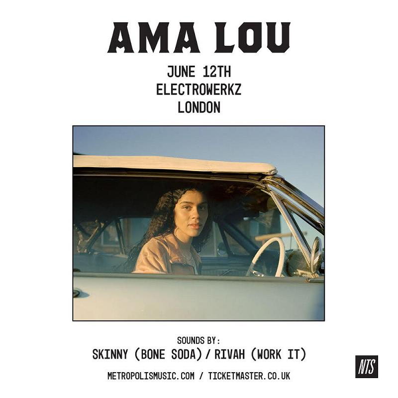 NTS Presents: Ama Lou events Image