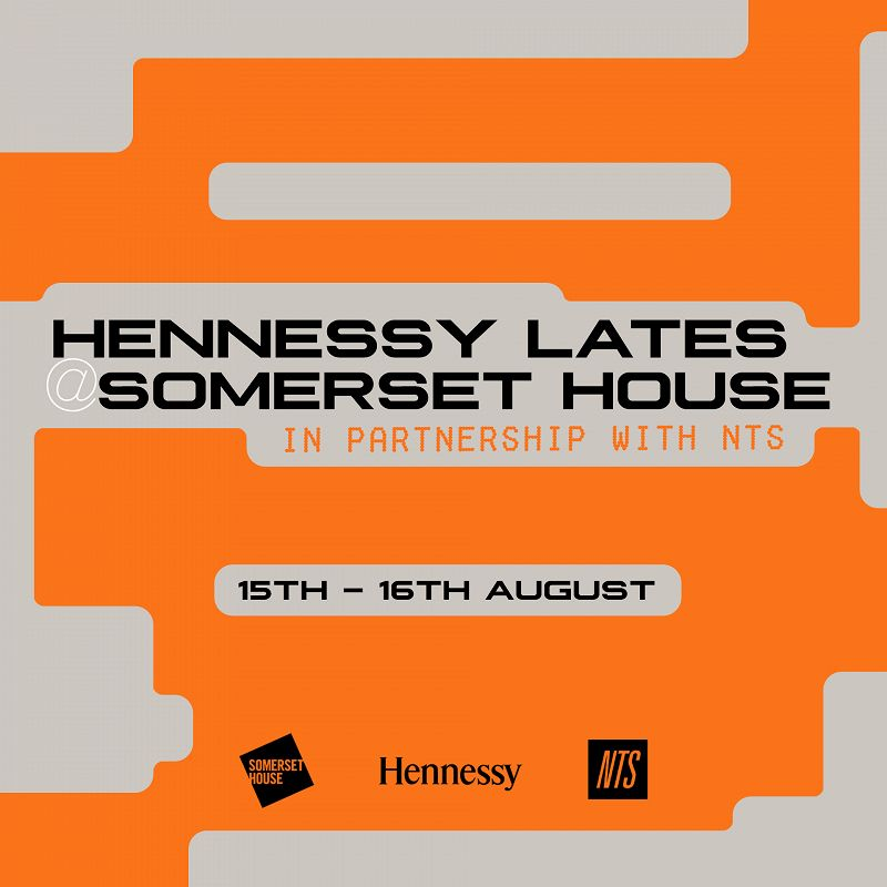 Hennessy Lates at Somerset House events Image